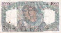 France 1000 Francs Minerve et Hercule - 07-04-1949 - Série W.558 - TTB