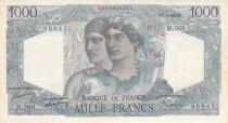 France 1000 Francs Minerve et Hercule - 07-04-1949 Série M.560 - SUP+