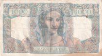 France 1000 Francs Minerve et Hercule - 09-01-1947 - Série K.368 - TTB