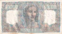 France 1000 Francs Minerve et Hercule - 09-01-1947 - Série V.363 - TTB