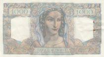 France 1000 Francs Minerve et Hercule - 09-01-1947 - SUP
