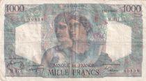 France 1000 Francs Minerve et Hercule - 11-03-1948 - Série H.377 - TTB