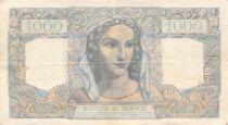 France 1000 Francs Minerve et Hercule - 11-03-1948 Série L.384 - TTB