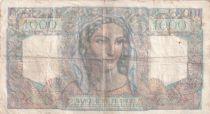 France 1000 Francs Minerve et Hercule - 11-07-1946 - Série K.300 - TTB