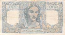 France 1000 Francs Minerve et Hercule - 12-09-1946 Série U.324 - PTTB