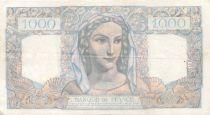 France 1000 Francs Minerve et Hercule - 12-09-1946 Série V.319 - TTB