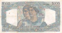 France 1000 Francs Minerve et Hercule - 15-07-1948 Série D.449 - TB