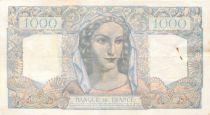 France 1000 Francs Minerve et Hercule - 15-07-1948 Série T.450 - TTB+