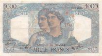 France 1000 Francs Minerve et Hercule - 17-01-1946 Série O.173 - PTTB