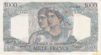 France 1000 Francs Minerve et Hercule - 17-02-1949 Série Z.530 - PTTB