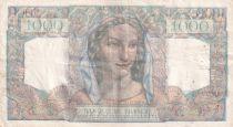 France 1000 Francs Minerve et Hercule - 21-02-1946 - Série W.208 - TTB