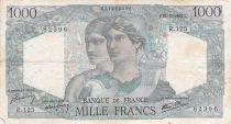 France 1000 Francs Minerve et Hercule - 22-11-1945 Série R.125 - TB+