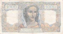 France 1000 Francs Minerve et Hercule - 23-08-1945 Série L.120 - PTTB