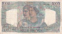 France 1000 Francs Minerve et Hercule - 27-05-1948 - Série B.439 - TTB