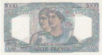 France 1000 Francs Minerve et Hercule - 27-05-1948 - Série E.438 - SUP+