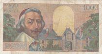 France 1000 Francs Richelieu - 04-10-1956 Série E.272 - TB