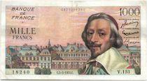 France 1000 Francs Richelieu - 05-05-1955 V.151