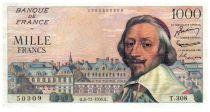 France 1000 Francs Richelieu - 06-12-1956 Série T.308 - TTB