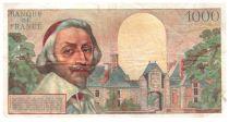 France 1000 Francs Richelieu - 07-03-1957 - B.319
