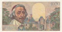 France 1000 Francs Richelieu - 07-04-1955 Série B.134