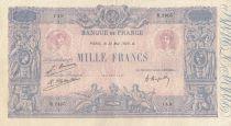 France 1000 Francs Rose et Bleu - 31-05-1926 Série B.2405
