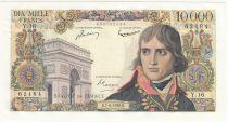 France 10000 Bonaparte - 07-06-1956 Série Y.16 - SPL