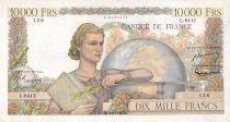 France 10000 Francs Génie Français - 03-03-1955 Série L.8411 - TTB