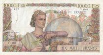 France 10000 Francs Génie Français - 04-06-1953 - Série Y.4980