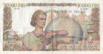 France 10000 Francs Génie Français - 04-06-1953 Série M.5095 - TTB