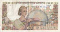 France 10000 Francs Génie Français - 05-02-1953 Série R.3921 - TTB