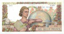 France 10000 Francs Génie Français - 1953 - B4033