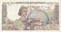 France 10000 Francs Génie Français - 21-02-1946 Série S.44-108 - TTB
