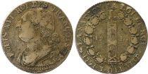 France 12 Deniers - Louis XVI - Roi des François - 1791 A