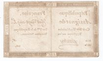 France 125 Livres - 7 Vendémiaire An II - 1793 - Sign. Hombert - TTB+