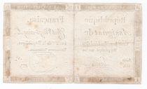 France 125 Livres - 7 Vendémiaire An II - 1793 - Sign. Laurier - TTB+