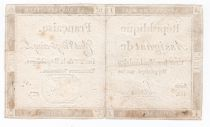 France 125 Livres - 7 Vendémiaire An II - 1793 - Sign. Laurier - VF+