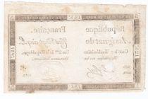 France 125 Livres - 7 Vendémiaire An II - 1793 - Sign. Le Fuel - VF