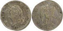 France 15 Sols Louis XVI - Génie - 1791 A