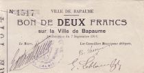 France 2 F Bapaume