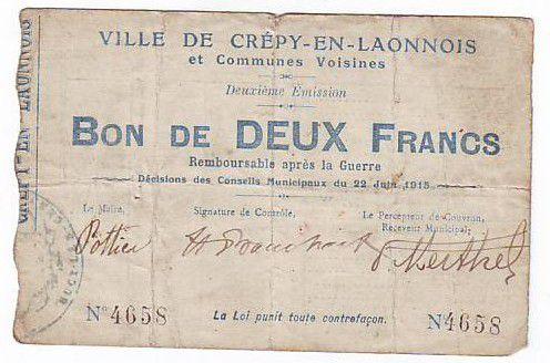 France 2 F Crépy-en-Laonnois
