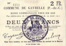 France 2 F Gavrelle