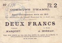 France 2 F Hamel