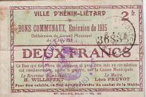 France 2 F Henin-Lietard