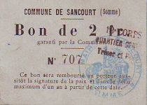 France 2 F Sancourt