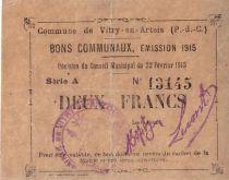 France 2 F Vitry-En-Artois