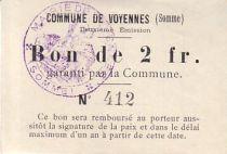 France 2 F Voyennes