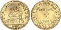 France 2 Francs Chambre de Commerce -1923