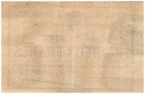 France 2 Francs Fresnoy-Le-Grand City - 1915