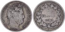 France 2 Francs Louis-Philippe 1er - 1840 A Paris