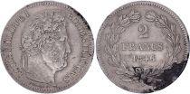 France 2 Francs Louis-Philippe 1er - 1846  K Bordeaux Rare